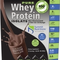 Pure Whey Protein Isolate- Chocolate 2lb Pouch